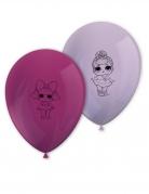8 Ballons en latex LOL Surprise™
