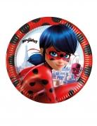 Vous aimerez aussi : 8 Petites assiettes en carton Miraculous Ladybug™ 20 cm