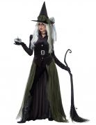 Déguisement sorcière gothique adulte
