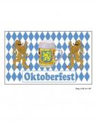 Drapeau Oktoberfest 60 x 90 cm