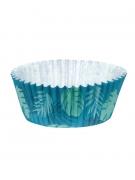 Vous aimerez aussi : 50 Moule à cupcakes Flamant Tropic en papier 6,5 cm