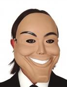Masque psychopathe souriant