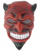 Masque diable adulte