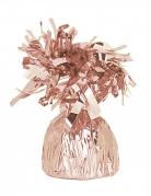 Poids ballon rose gold métallisé
