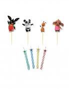 Vous aimerez aussi : Kit 4 bougies et piques personnages Bing™ 6 cm