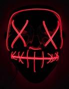 Vous aimerez aussi : Masque led lumineux rouge adulte