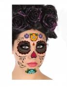 Vous aimerez aussi : Tatouage visage dia de los muertos