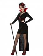 Déguisement vampire gothique sexy femme