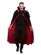 Cape vampire luxe velours adulte