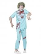 Vous aimerez aussi : Déguisement avec accessoires dentiste zombie homme