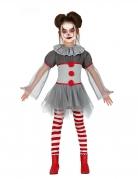 Déguisement clown psychopathe legging fille