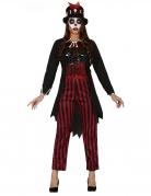 Déguisement sorcière vaudou femme