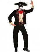 Vous aimerez aussi : Déguisement mariachi Dia de los muertos homme
