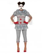 Vous aimerez aussi : Déguisement clown psychopathe pantalon femme