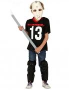 Vous aimerez aussi : Déguisement assassin avec masque de hockey garçon