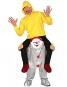 Vous aimerez aussi : Déguisement à dos de clown psychopathe adulte