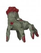 Main de zombie son et mouvement 20 cm