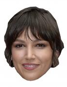 Masque en carton braqueur Úrsula Corberó