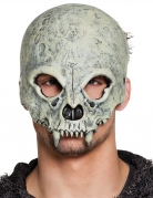 Demi-masque crâne monstre