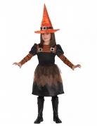 Vous aimerez aussi : Déguisement mignonne petite sorcière orange fille