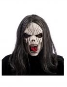 Vous aimerez aussi : Masque vampire en latex avec cheveux adulte