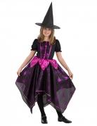 Vous aimerez aussi : Déguisement sorcière toile d'araignée noir et fuschia fille