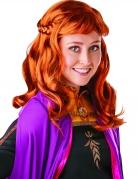 Perruque Anna La Reine des neiges 2™ femme