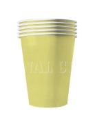 Vous aimerez aussi : 20 Gobelets américains carton recyclable jaune pastel 53 cl