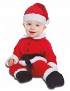 Déguisement combinaison Noël bébé