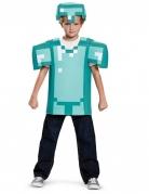 Déguisement armure Minecraft™ enfant