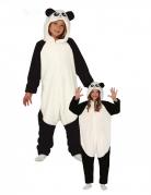Déguisement combinaison panda enfant