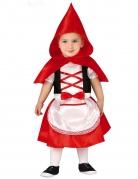 Déguisement chaperon rouge bébé