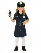 Déguisement robe policière fille