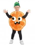Déguisement petite orange enfant