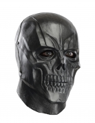 Masque intégral latex Black Mask™ adulte