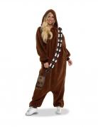 Déguisement combinaison Star Wars Chewbacca™ adulte