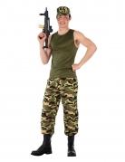 Déguisement de soldat militaire adolescent