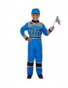 Vous aimerez aussi : Déguisement pilote de formule 1 bleu garçon