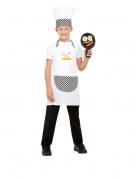 Vous aimerez aussi : Kit cuisinier blanc enfant