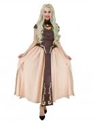 Vous aimerez aussi : Déguisement princesse médiévale marron femme