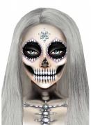 Vous aimerez aussi : Bijoux pour visage adhésifs squelette