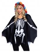 Vous aimerez aussi : Cape squelette noire femme