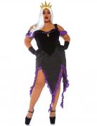 Déguisement sorcière des mers grande taille femme