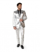 Costume Mr. Shiny Silver homme Opposuits™