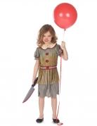 Vous aimerez aussi : Déguisement clown terrifiant gris fille
