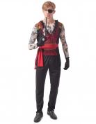 Vous aimerez aussi : Déguisement pirate tatoué homme