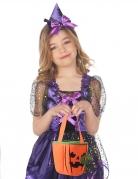 Sac Halloween citrouille terrifiante enfant