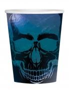 8 Gobelets en carton Boneshine Fever 250 ml
