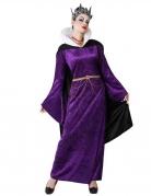 Déguisement méchante reine violette femme