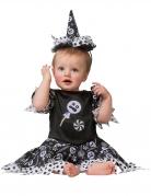 Déguisement sorcière candy bébé